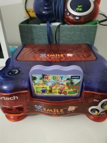 Consola Vsmile com 3 jogos