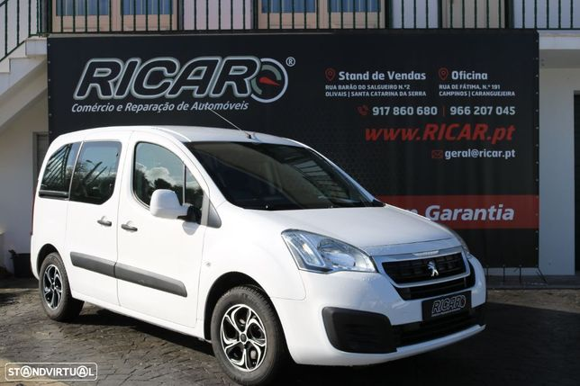 Peugeot Partner 1.6 BlueHDi Style