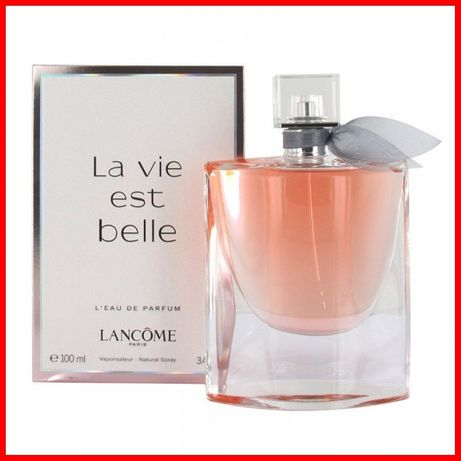 Lancome La Vie Est Belle 75ml (Ланком Ла Ви). Женский Парфюм Духи. 2=3