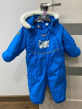 Продам детский зимний комбинезон Lenne