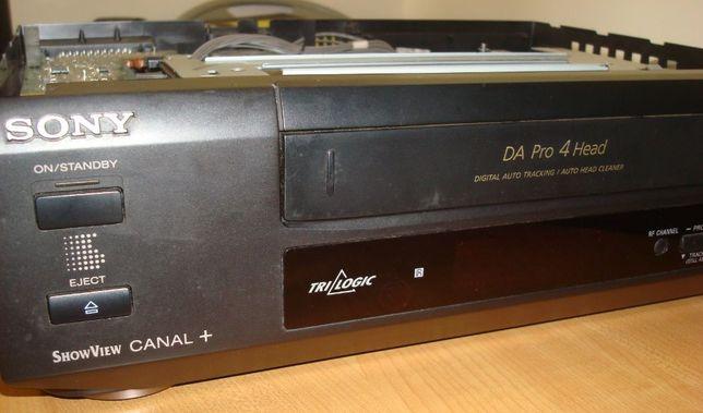 Sony slv-e410 videogravador vhs com comando