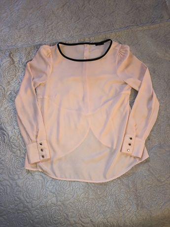 Bluzka pudrowa różowa MOHITO 36
