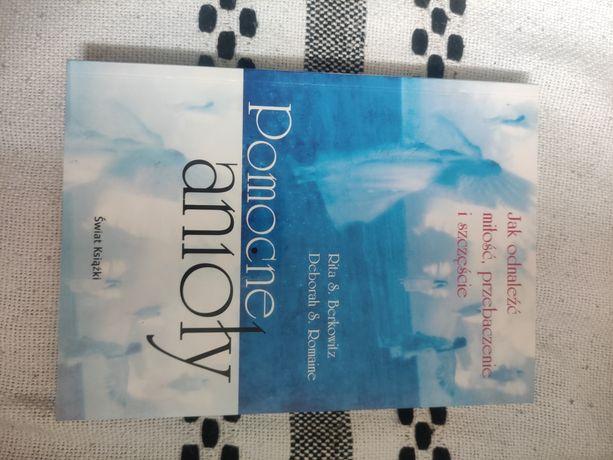 Pomocne anioły, książka Berkowicz, Romaine