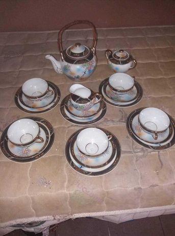 Serwis z porcelany