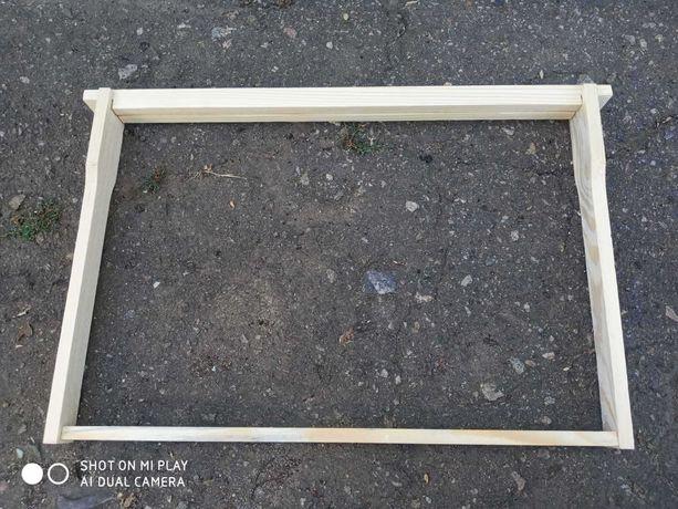 Рамки для улья Дадан, рамки для пчел 300мм.
