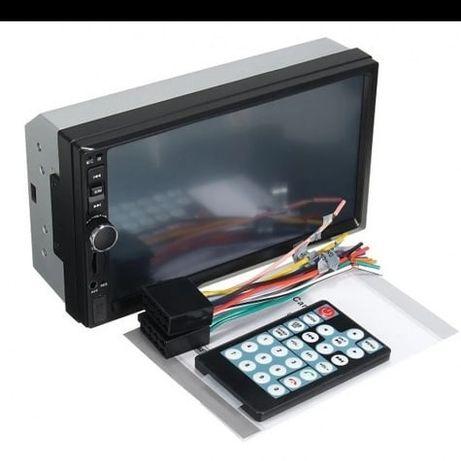 """Автомагнитола с сенсорным дисплеем 7012B (7"""")"""