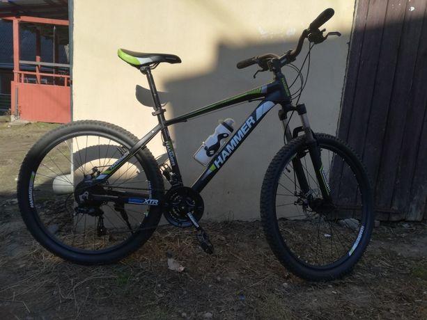 Продам велосипед алюминиевый