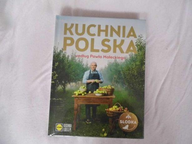 Kuchnia polska wedlug Pawla Maleckiego nowa