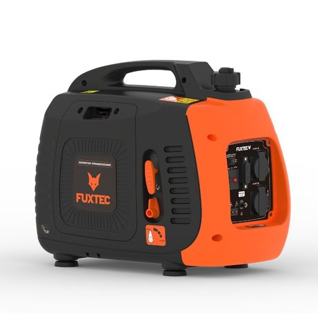 Agregat inwerter generator prądu kempingowy IG12 Fuxtec 1600W