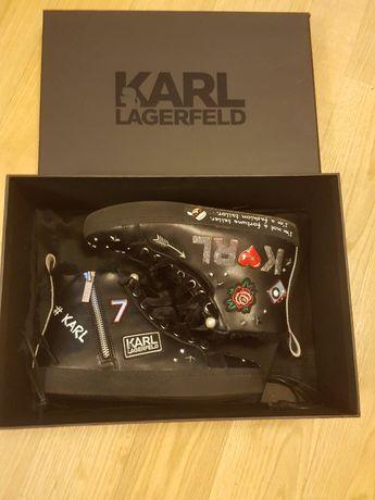Buty damskie Karl Lagerfeld
