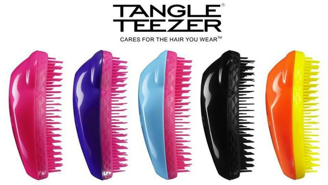 Escovas cabelo tangle teezer