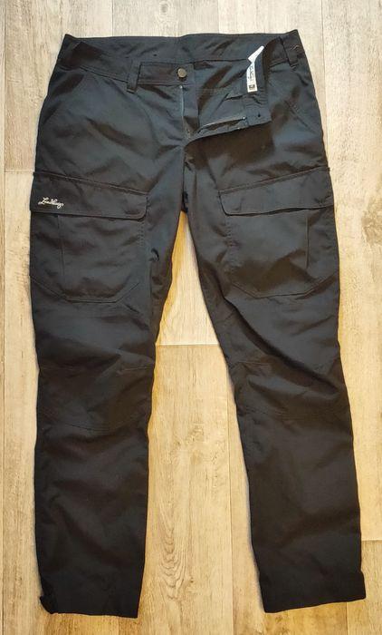 Spodnie LUNDHAGS jak nowe myśliwskie trekkingowe wyprawowe Elbląg - image 1