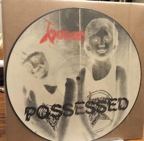 Venom pic Disc POSSESSED