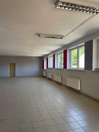 Lokal 130 m2 I piętro pod działalność biurową handlową usługową