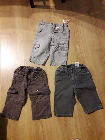 3 pary spodni dla chłopca - rezerwacja