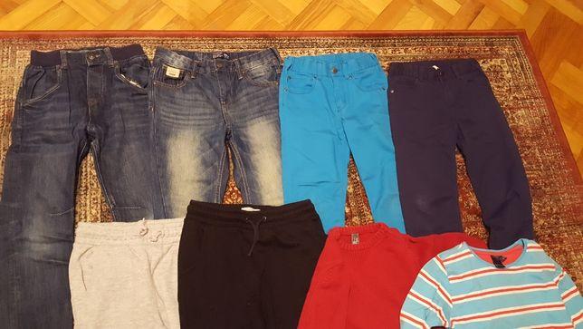 Paka ubrań 122--134 Reservet,C&A ,Zara,H&M