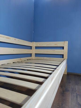 Кровать деревянная детская масив, крепкая, безопасний сон гарантирован
