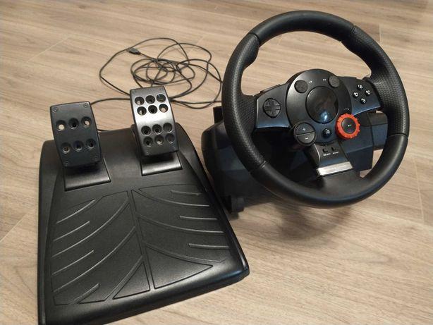 Kierownica Logitech Driving Force GT PS3/PC