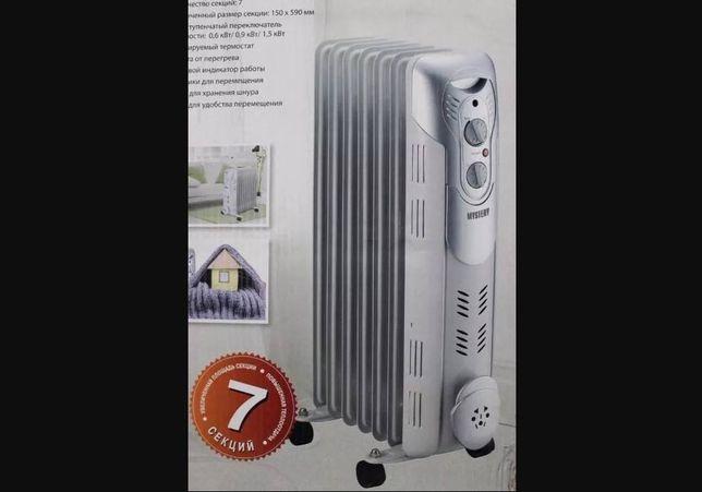 Масляный радиатор MYSTERY MH-7001