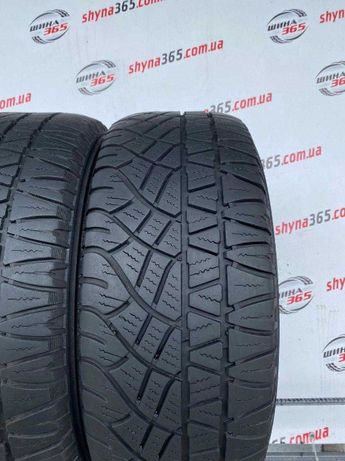 Шины 235/55 R17 MICHELIN LATITUDE CROSS (Протектор 6,5mm), 2 шт