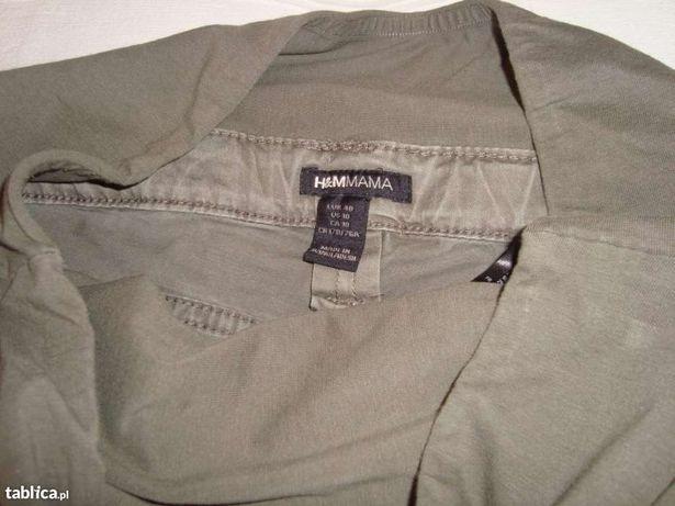 Spodnie ciążowe od H&M Mama
