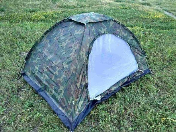 Компактна палатка водонепроникна 4 місця 2*2,5 м , є вентиляція