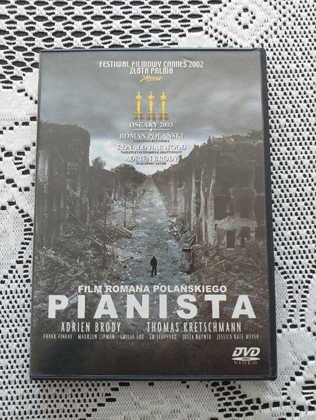 Pianista DVD (Roman Polański)