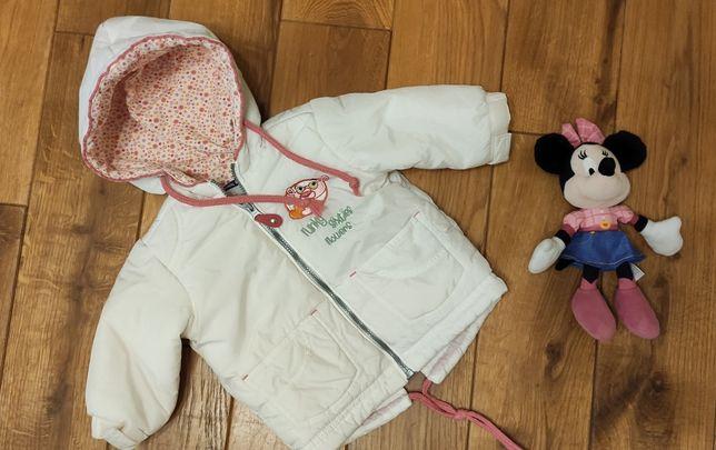 Курточка для дівчинки