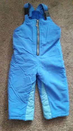 Spodnie zimowe 92 cm