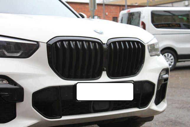 Grill Atrapa Nerki M-PERFORMANCE BMW X5 G05 Oryginalny czarny NOWOŚĆ