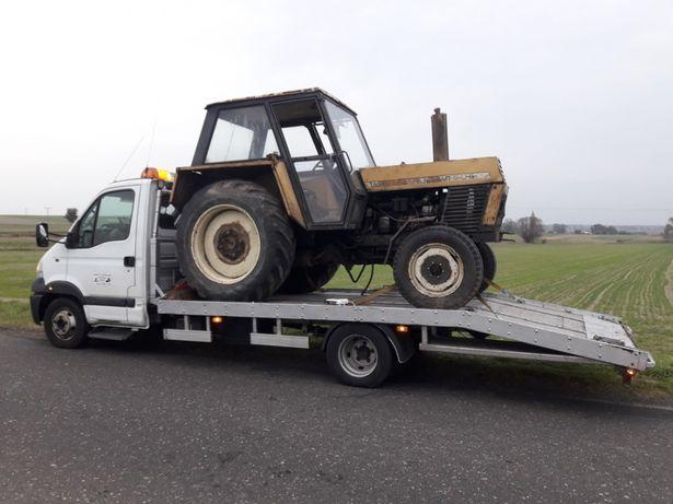 ZŁOCZEW AUTO-LAWETA Pomoc Drogowa S8 24h transport od 1,50zł