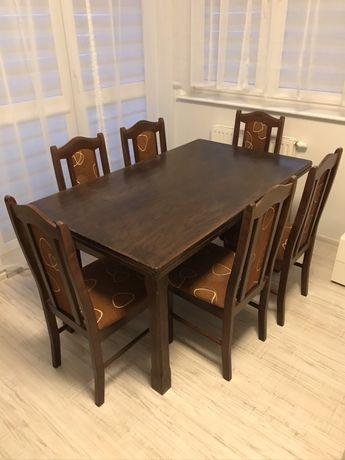 Stol 12 krzesel