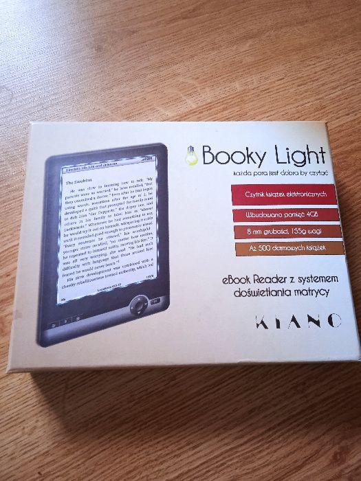 Czytnik Booky Light nowy
