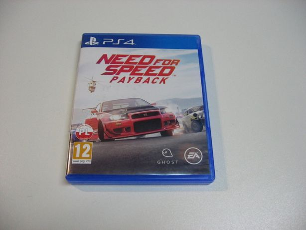 Need For Speed Payback - GRA Ps4 - Opole 1002