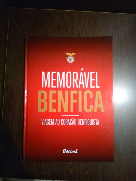 Livro Memorável Benfica