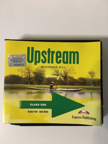 Диски Upstream Beginner A1+