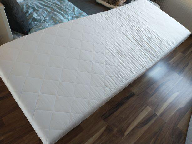 Materac Lateks 80x200 2szt. Do łóżka Ikea Hemnes