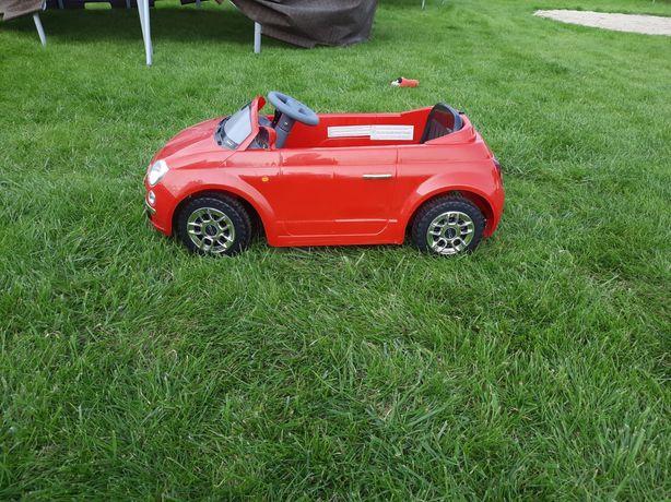 Mini auto Fiat 500