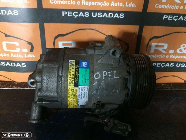 Opel Astra H 1.9CDTI 2005- Compressor Ar Condicionado