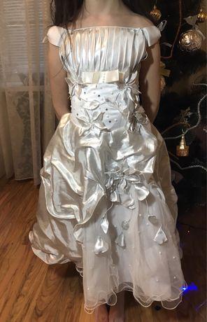 Праздничное платье для девочки/дитяча святкова сукня