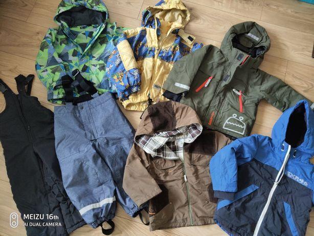 Пакет лот весна/осень курта комбинезон штаны размер 92-98