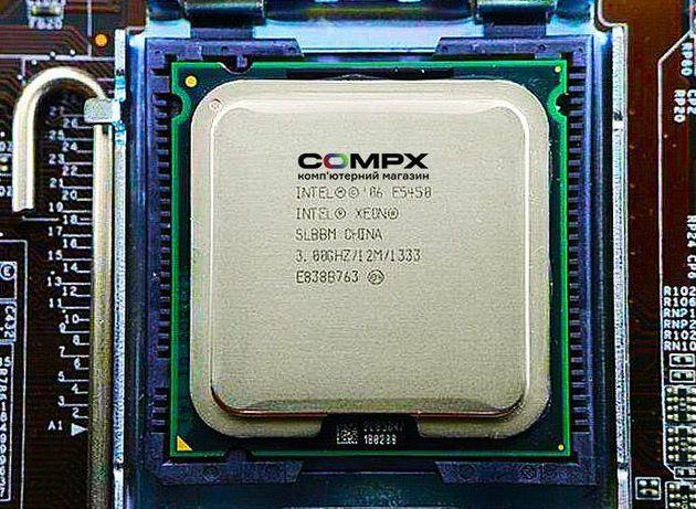 TOP 775! Процесор Intel Xeon E5450 (4 ядра 3 GHz) СompX!