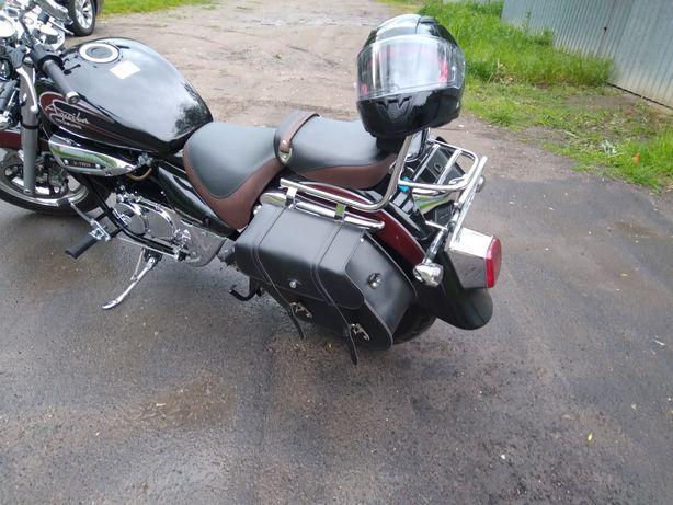 Sprzedaz motocykla