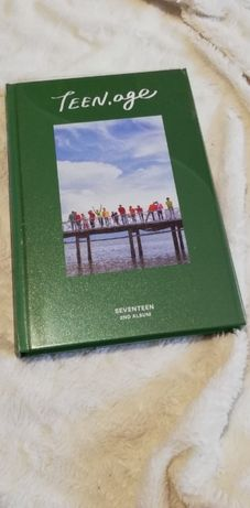 SEVENTEEN album Teen, Age [Green ver.]