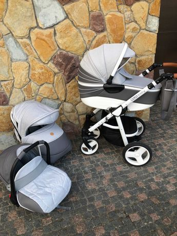 Коляска Coto Baby Quara 3 in 1