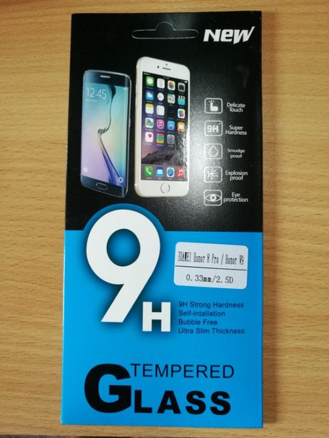 Szkło Hartowane do Honor 8 Pro | Tempered Glass 9H