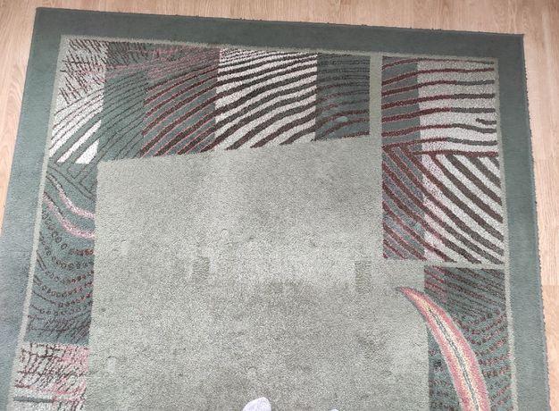 Dywan kwadrat + owalny