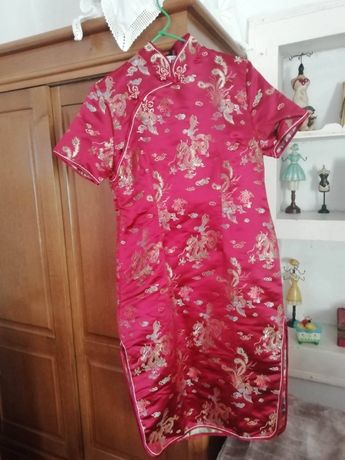 Vestido de chinesa