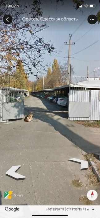 Продам место на крытой охраняемой стоянке. Одесса - изображение 1