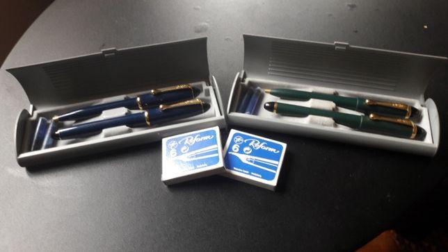 Conjunto canetas REFORM originais e novas